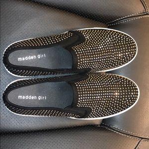 Madden Girl Slip Ons